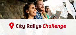 City Rallye Challenge - activité teambuilding team building séminaire entreprise