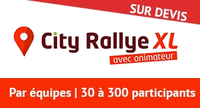 City Rallye XL Avec Animation